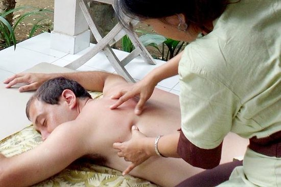Casa Mia BnB Bali Seminyak: Massage at Casa Mia