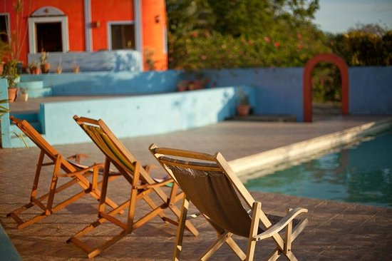 El Jardin Hotel: welcome to your pool rea