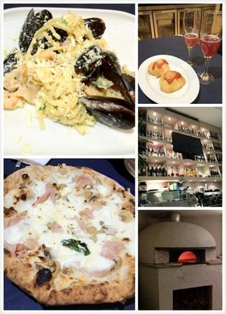 Mercure Milano Solari: the restaurant next to hotel is nice