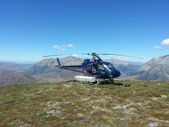Garden City Helicopters: everywhere is possible with a helicopter