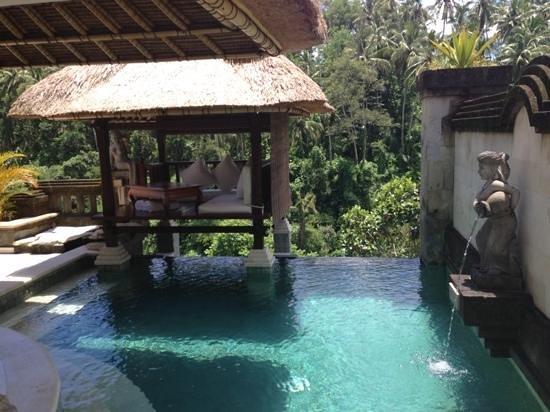 Viceroy Bali: my academic hut
