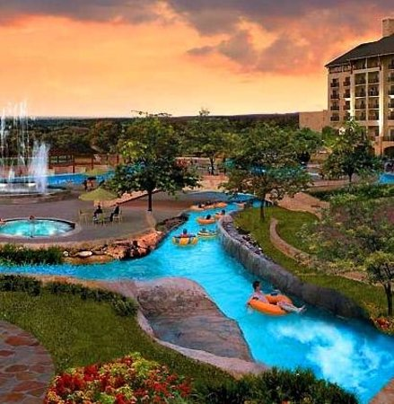 Jw marriott san antonio hill country resort spa tx for Texas spas and resorts