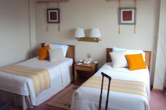 Inca Utama Hotel:                   Habitación 303