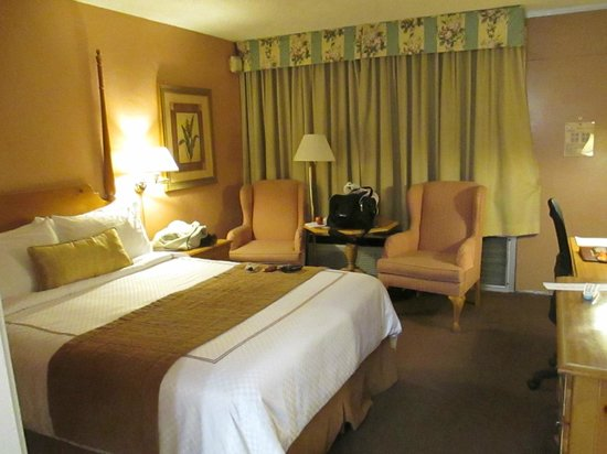 BEST WESTERN PLUS El Rancho Inn : Room