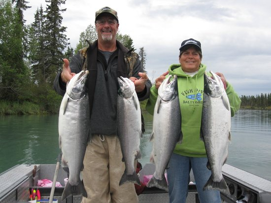 ACE Fishing Adventures: Early Limits