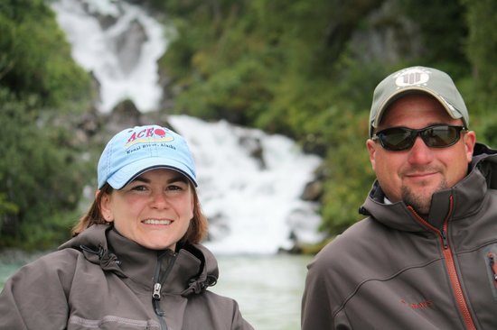 ACE Fishing Adventures: Shawna and Aaron Cooper