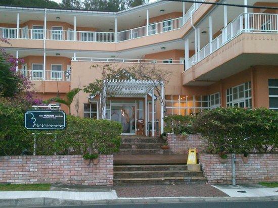 Hotel Horizon :                   hotel