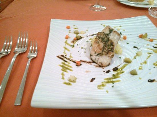 Hotel Horizon:                   dinner