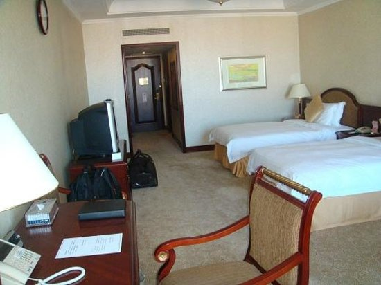 News Plaza Hotel: Room