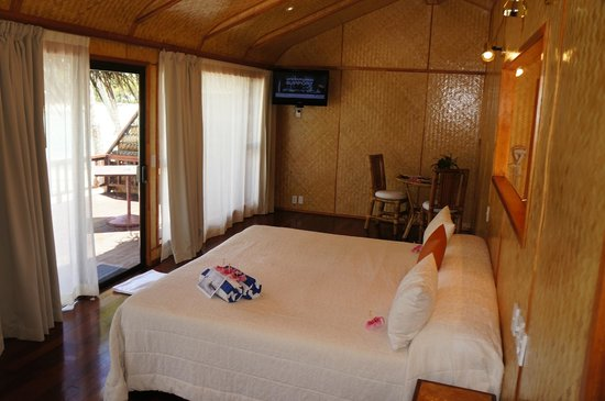 Aitutaki Lagoon Resort & Spa:                   Beautiful Room