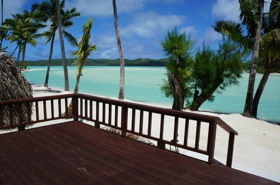 Aitutaki Lagoon Resort & Spa:                   Magic View