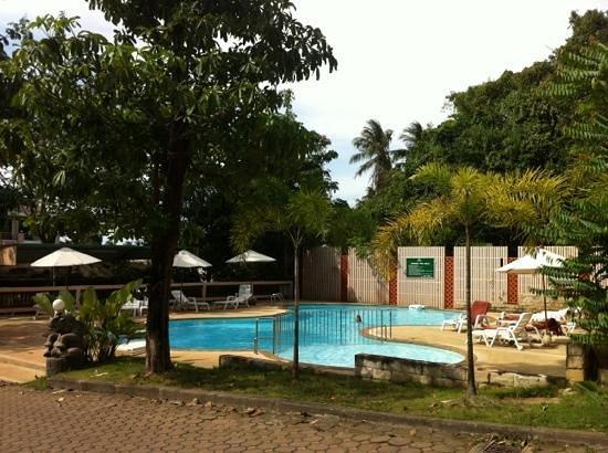 Lanta Manda Resort: piscine
