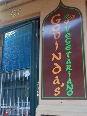 Govinda's Vegetarian Restaurant