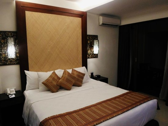 BEST WESTERN Kuta Villa: Comfortable King Bed