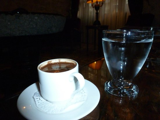The Liwan Boutique Hotel : Goodbye drinks