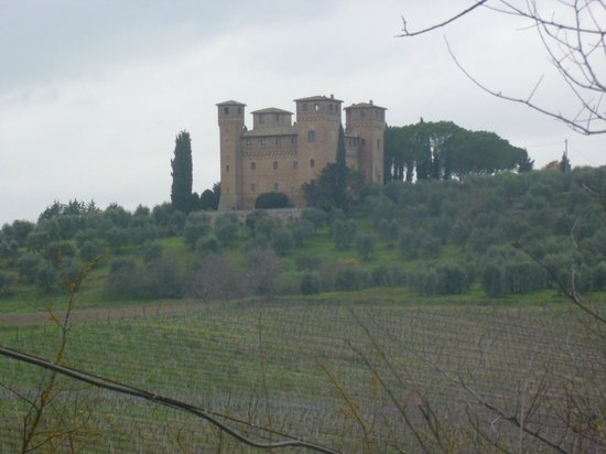 Castello delle Quattro Torra:                   A little piece of heaven!