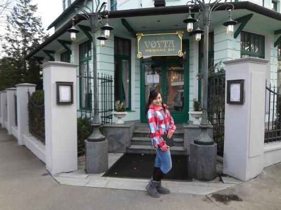 Villa Voyta Hotel & Restaurant:                   Отель.