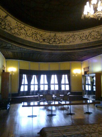 Ethnographic Museum: Upstairs big salon