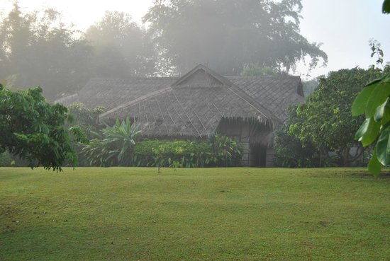 Lisu Lodge: le lodge