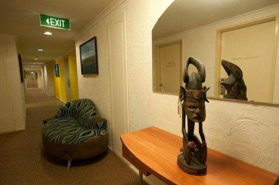 Tropical Heritage Cairns: Hallway