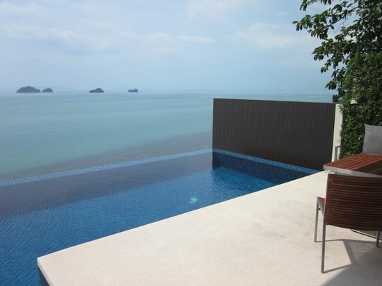 Conrad Koh Samui:                   Villa 306