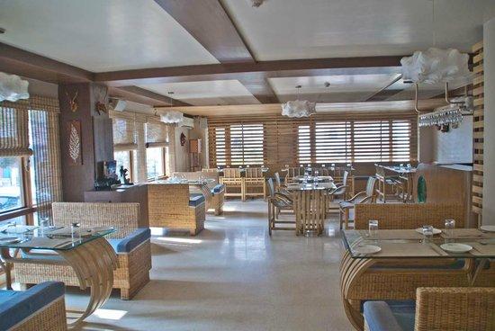 Rains Inn: Resturant