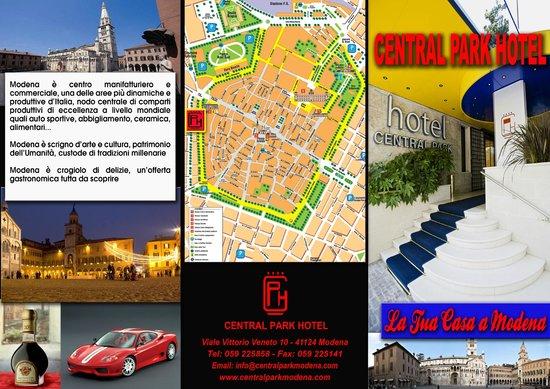 Museo Enzo Ferrari Bild Von Central Park Hotel Modena Tripadvisor