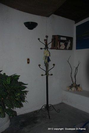 Posada Lagunita:                   particolare stanza 5