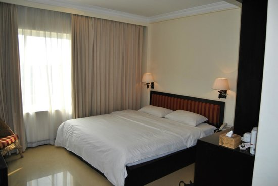 Angkor Riviera Hotel: literie