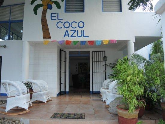 Hotelito El Coco Azul