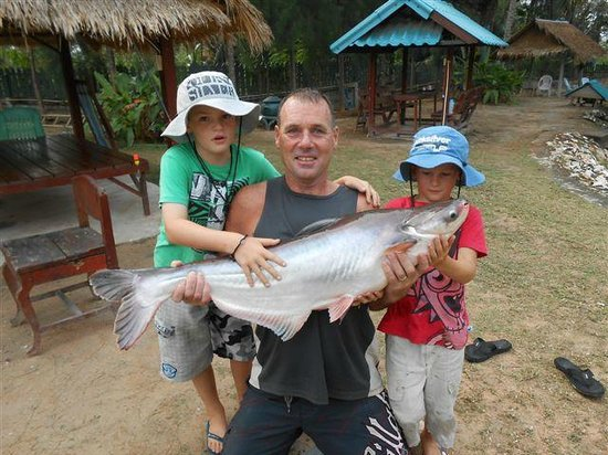 Hua Hin Fishing Lodge:                   Awesome Day