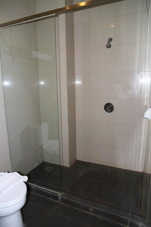 Aswin Hotel: Bathroom