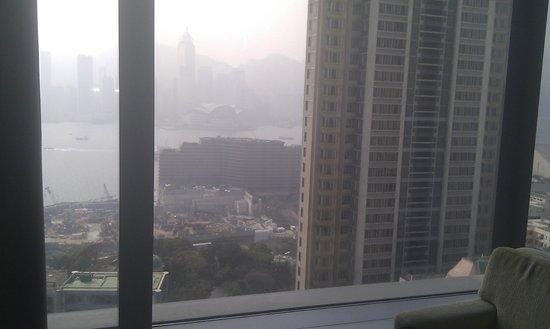 โรงแรมพาโนรามา บาย รอห์มบัส: view from the room on 20th floor