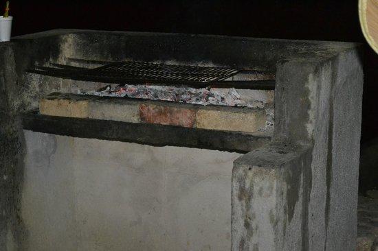 Saujana Janda Baik:                   BBQ pit
