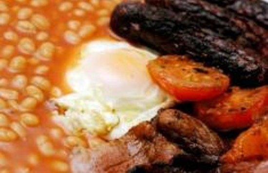 Nita Hurley's Bed & Breakfast: The Full English