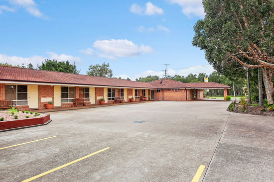 Lake Macquarie Motor Inn: Pool