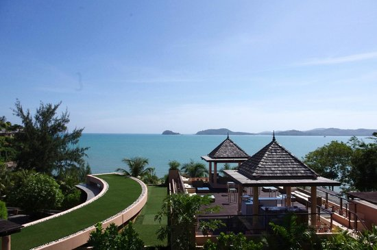 The Westin Siray Bay Resort & Spa Phuket: Vue de la terrasse