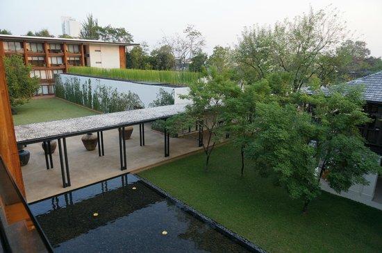 Anantara Chiang Mai Resort:                   Garden