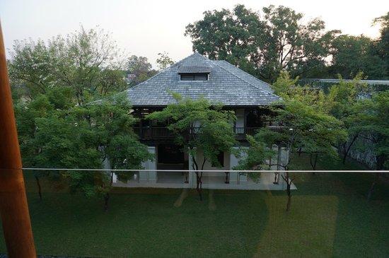 Anantara Chiang Mai Resort:                   View from room