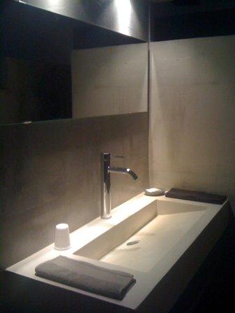 La Planque: salle de bain