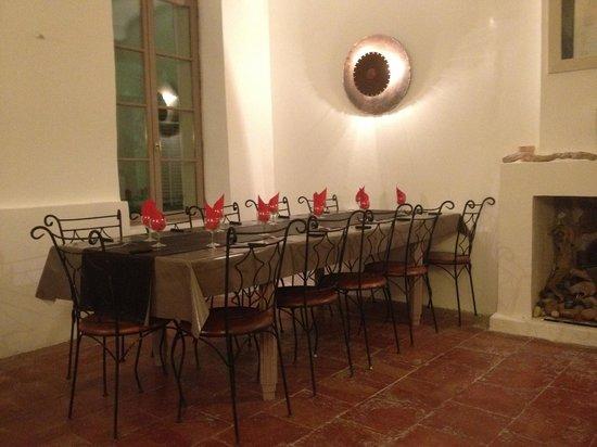 La Planque: salle restaurant