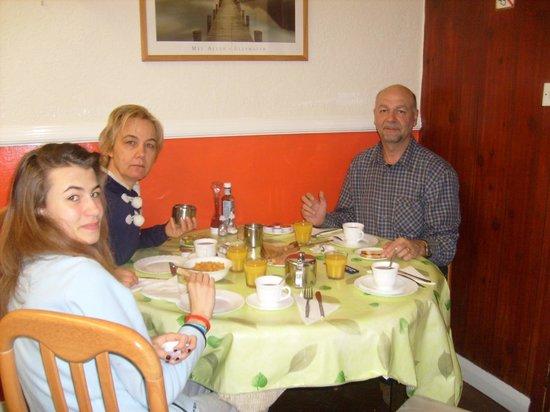 โรงแรมสแตนลีย์ เฮาส์:                   Sala colazione