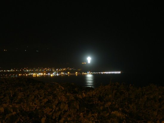 Belmond Miraflores Park: South night view