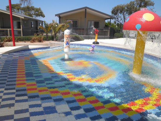 NRMA  Merimbula Beach Holiday Park:                   Our 4 year old loved the pool