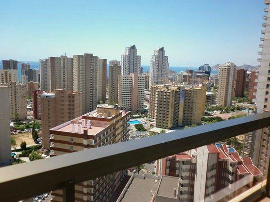 Paraiso Ten Apartments:                   Beautiful View From Balcony
