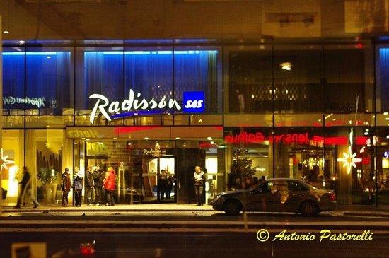 Radisson Blu Royal Viking Hotel, Stockholm: Extérieur