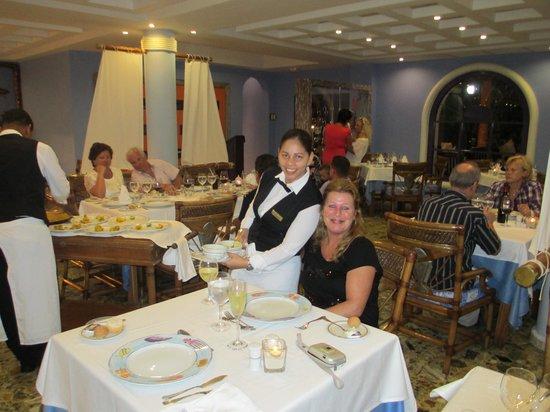 Iberostar Bavaro Suites:                   gourmet restaurant