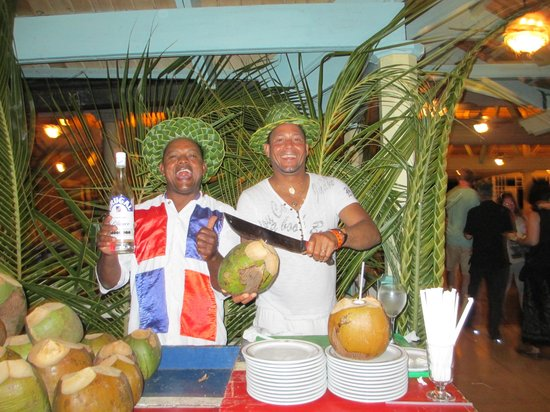 Iberostar Bavaro Suites:                   dominicaanse avond
