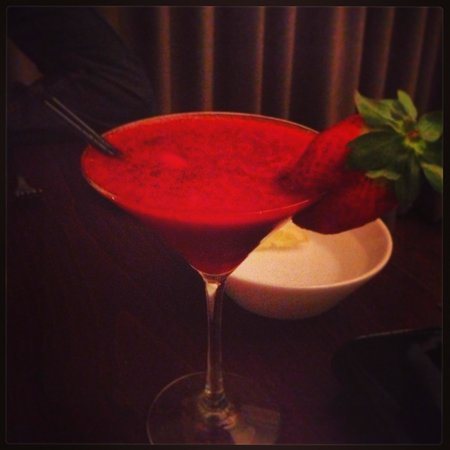 The Douglas Hotel Bistro:                   Daquiri