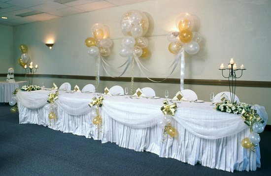 Cairns Sheridan Hotel: Wedding Table